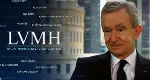 【 LVMH:モエ・ヘネシー・ルイ・ヴィトン 】ブランド帝国 LVMH を創った男 ベルナール・アルノー、語るはブランドビジネスの未来を示している