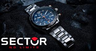 【SECTOR】セクター クロノグラフ クォーツから自動巻まで限定品でもリーズナブルで買える稀少な高級モデル