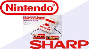 任天堂とシャープのファミコン商標事例