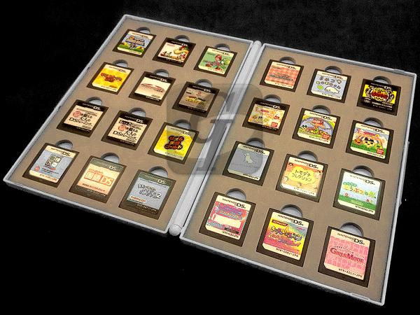 任天堂DSのコレクションはこうしてするのかとよそ様の子供に教えられた次第です。