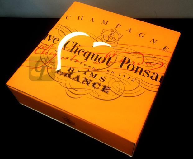 Veuve Clicquot Ponsardin Champagne glass