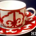 【HERMES】エルメス ガダルキヴィール ティーカップ&ソーサー引出物と贈答品の整理について