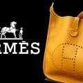 【HERMES】エルメス エブリンGM トゴレザー キャラメル クロスボディバッグ A刻