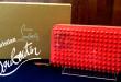 【Christian Louboutin】クリスチャン ルブタン スパイク スタッズ ラウンドファスナー 長財布は個性で勝負し無難な財布に飽きたカップルに最適な高級モデル