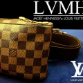 【LOUIS VUITTON】ヴィトン ダミエ ジェロニモス から考える高級ブランドのリユース術