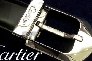 【Cartier】カルティエ リバーシブル レザーベルトは安価な投資で高いセンスをビジネスシーンで魅せる事が出来る優れたアイテム