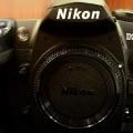 【Nikon】ニコン デジタル一眼レフカメラ D200