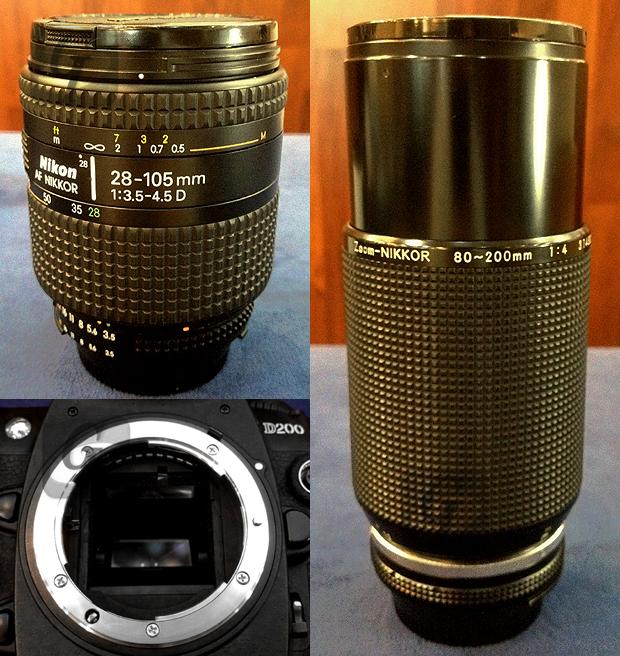 【Nikon】ニコン デジタル一眼レフカメラ D200 は初心者~中級者まで幅広く使える高級かつ低価格な秀逸モデル