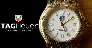 【TAG Heuer】タグ・ホイヤー セルシリーズ プロフェッショナル クオーツ 200M