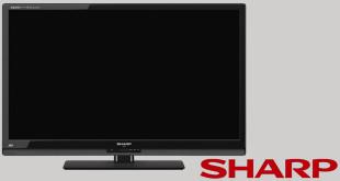 【SHARP】シャープ AQUOS クアトロン 3D LC-40G7 40インチテレビ
