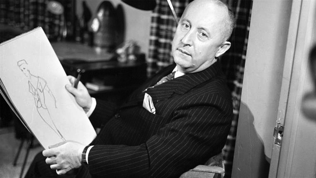 参照:Christian Dior - Fashion Designer - Biography.com