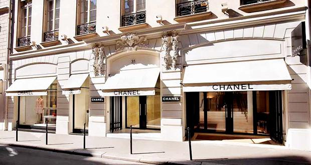 Reference:Chanel Boutique historique rénovée à Paris