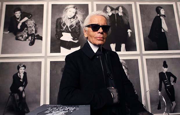 参照:Karl Lagerfeld's Age Finally Revealed By DesignerLUXUO | LUXUO