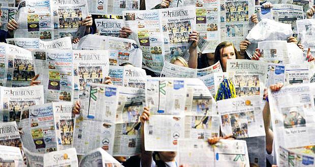 【決算書の急所】基礎編:出版・新聞セクターは紙の新しい価値創出が出来ない典型的な下り坂業界