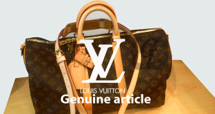 【LOUIS VUITTON_HACKS】ルイ・ヴィトンを安全に手にれる為の精巧な偽物を見分ける 28 の方法