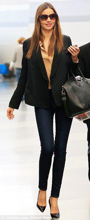 "【Victoria Secret】ミランダ・カー Miranda Kerr の私服""スタイリング"" アイデア10選"