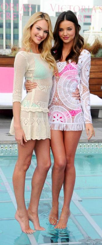 """【Victoria Secret × Skirt】モデルたちが選ぶとしたら""""スカートスタイリング"""" アイデア11選"""