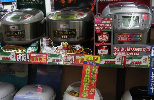 【Japan Brand×自動式電気炊飯器/東芝】寝ている間にご飯が炊ける日本全国が待ちわびた家電製品