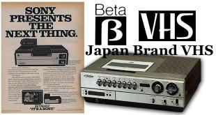 【Japan Brand×VHS/日本ビクター】自宅で簡単にテレビや映画の録画・再生ができた夢の機械