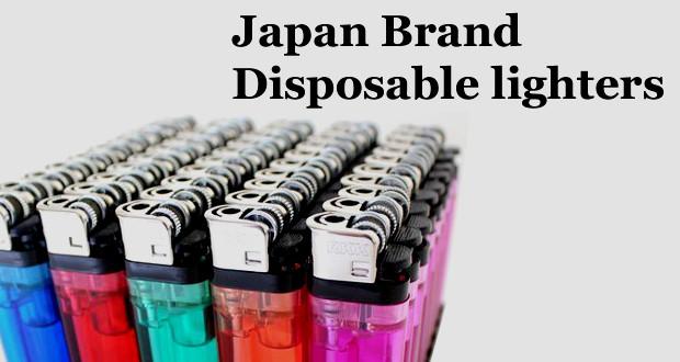 【Japan Brand×使い捨てライター/東海】簡単に着火できる100円ライターを作った日本企業