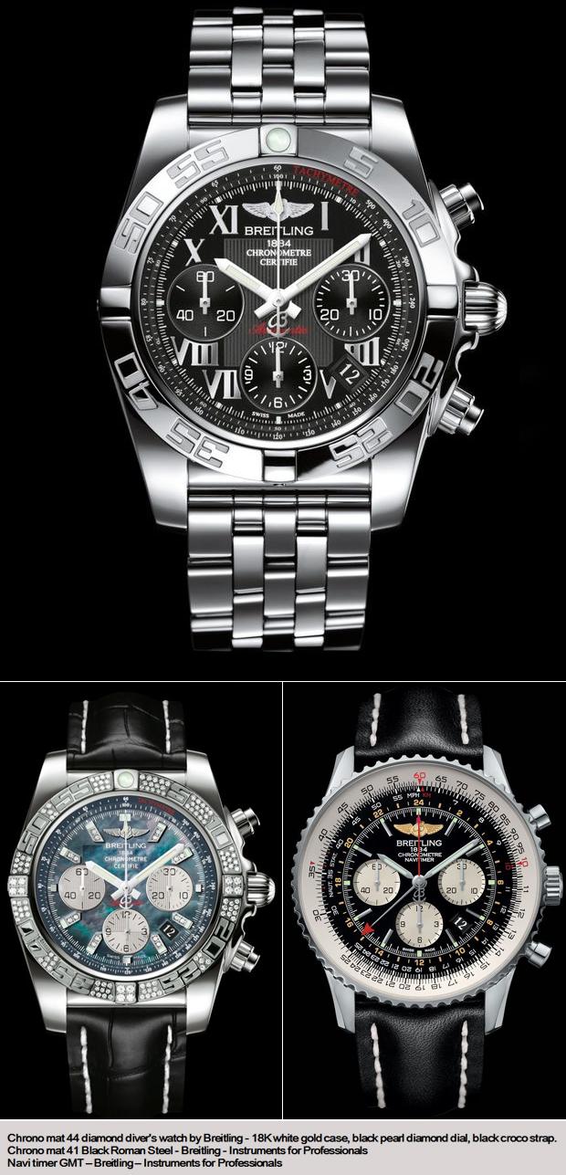 【BREITLING×Auction Data】ブライトリング:プロの計器である航空時計の雄は秀逸なブランド