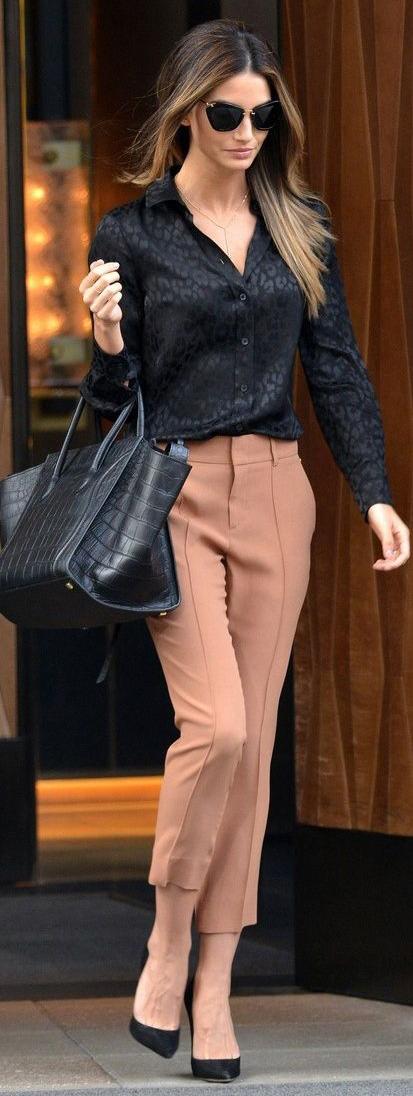 "【Victoria Secret】リリー・オードリッジ Lily Aldridge の私服""スタイリング"" アイデア11選"