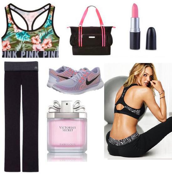 """【Victoria Secret × Sports】モデルたちが選ぶとしたら""""スポーツ・ファッションスタイリング"""" アイデア13選"""
