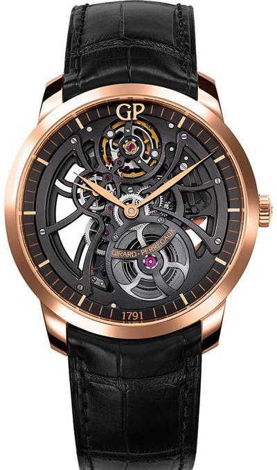 【Girard-Perregaux×Auction Data】ジラール・ペルゴ:時計製造の伝統を知り尽くす老舗 ケリング下でグローバル展開に邁進