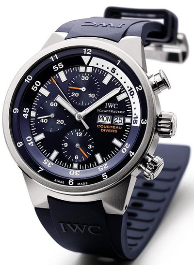 【IWC×Auction Data】インターナショナル・ウォッチ・カンパニー:時計の歴史に名を残す名機を数多く開発 リシュモングループ下で真価を発揮