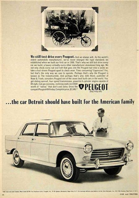 【Peugeot×Auction Data】プジョー:一族の紋章ライオンがシンボルのブランドが仏から世界に戦略車を輩出する