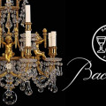 【Baccarat×オークション相場】バカラ:最優秀職人たちが脈々と伝わるクリスタルガラスの輝きを放つ