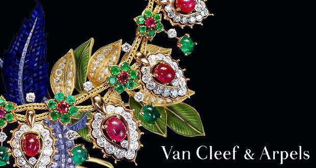 【Van Cleef & Arpels×オークション相場】ヴァンクリーフ&アーペル:特許技術で自然のモチーフにこだわり続ける宝飾高級ブランド