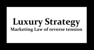 【ラグジュアリー戦略】マーケティング逆張りの法則 18の条件