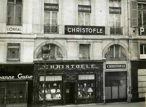 【Christofle×Auction Data】クリストフル:常に時代に先駆けてきた銀食器ブランドが攻勢に出る