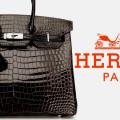 【Hermès×オークション相場】エルメス:初代馬具職人の技術とエスプリを今も受け継ぎハンドバッグは現在も高額