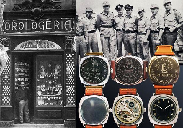 【OFFICINE PANERAI】オフィチーネ・パネライ:特殊潜水部隊を支えた伝説の時計からリシュモングループ下で真価を発揮する
