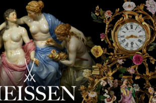 【Meissen×Germany Brand】マイセン:何世代もコレクションされ欧州が見た東洋の夢は超人気であり現在も高額に取引される