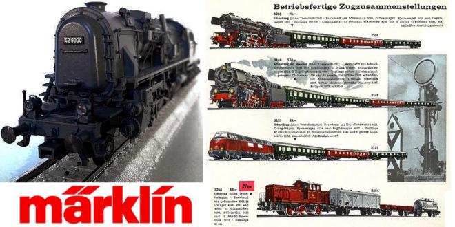 【Marklin×Germany Brand】メルクリン:HOゲージとZゲージを両面揃える大人の為の鉄道模型ブランド