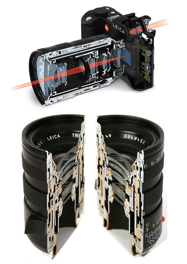 【Leica×Germany Brand】ライカ・カメラの王者に君臨する 10 の美しい透視図と設計図、新技術で世の中に驚きと成長を願う