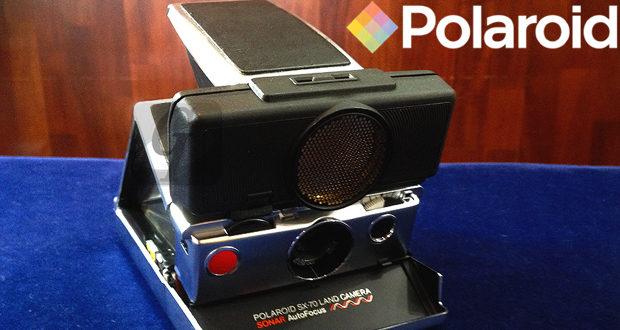 【Polaroid SX-70】ポラロイドカメラはアンディ・ウォーホルを魅了しインスタグラムの流行に繋がる