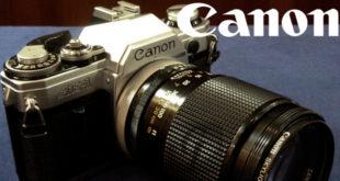 """【キャノン Canon """"AE-1/A-1/F-1""""】自動露出時代から見るカメラ市場、他社追従を許さない""""キャノン""""高機能ブランド戦略"""