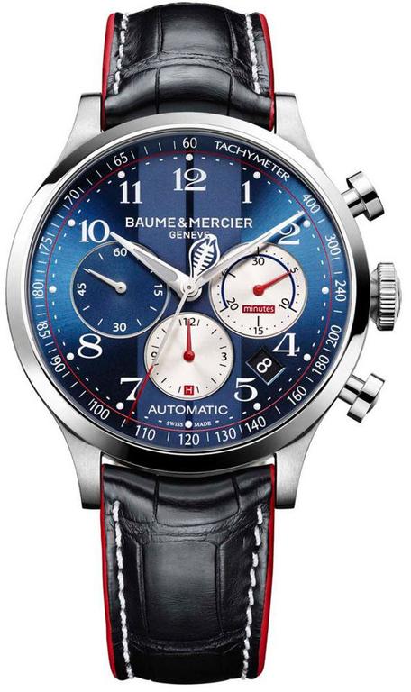 【BALUME&MERCIER×オークション相場】ボーム & メルシエ:時計界に新風を吹き込む先進性が魅力のリシュモン廉価ブランド
