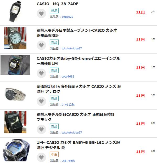 【CASIO×オークション相場】カシオ:電子工学を駆使して独自路線に邁進する日本の電機ブランド