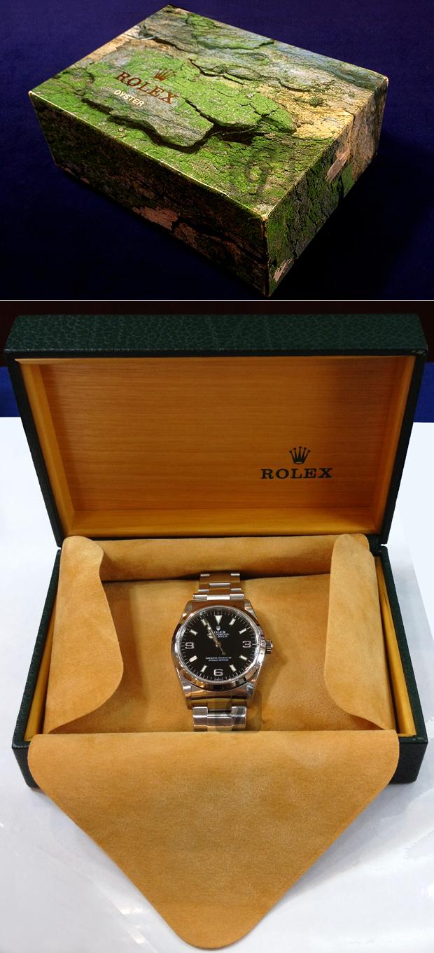 【 Rolex:ロレックス 】エクスプローラー I はビジネスからスポーツシーンで活躍できる安価でシンプルなオイスター入門機モデル