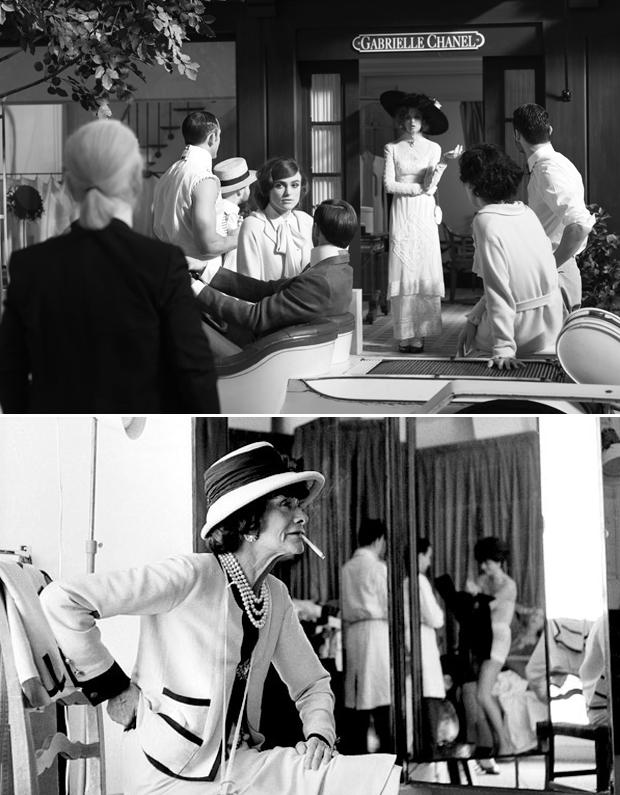 【Chanelブランド創作の舞台裏】サイン・シャネル カール・ラガーフェルドのアトリエが面白い