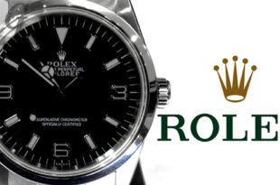 【 Rolex:ロレックス 】ビジネスからスポーツシーンで活躍できる安価でシンプルなオイスター入門機モデル