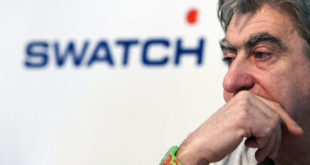 Reference:Swatch Group AG Chief Executive Officer Nick Hayek/Valentin Flauraud/Bloomberg.