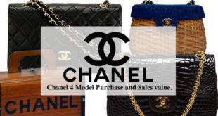 【Chanel】オークション市場からみる高額なマニアックモデルからメジャーモデルまで シャネルバッグ 4つの買取相場と落札相場のまとめ
