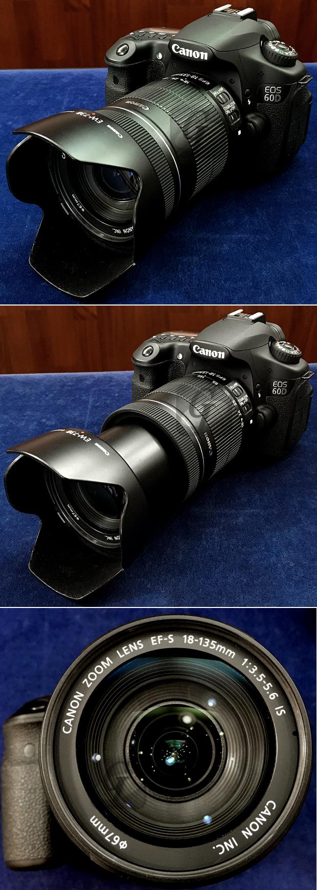 """【キャノン Canon """"EOS 60D""""】デジタル カメラ 買取市場と軽量化・スペックを上手くトレードしたバランスの良い全方位モデル"""