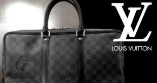 【LOUIS VUITTON ルイ・ヴィトン】ダミエ・グラフィット ポルト ドキュマン・ヴォワヤージュはお金に堅実なビジネスマンに最適なモデル